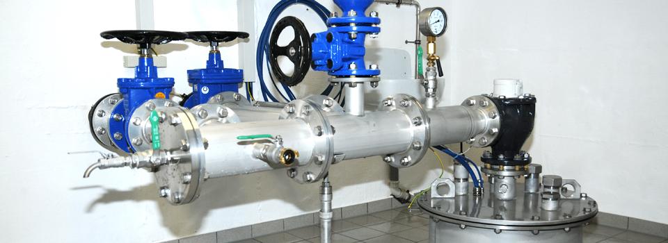 Wasserversorgung Moosbach